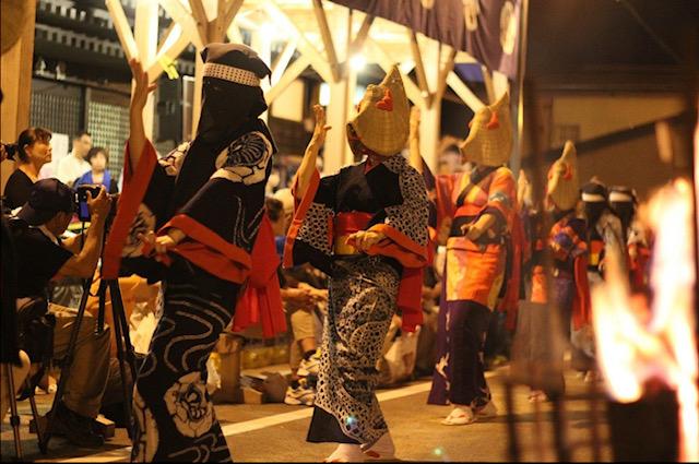 西馬音内盆踊り会館イメージ