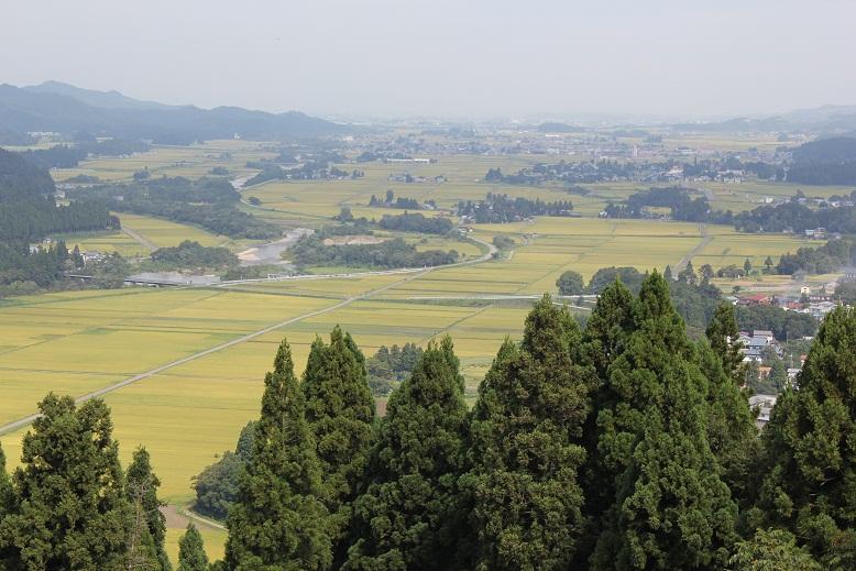 稲庭城イメージ