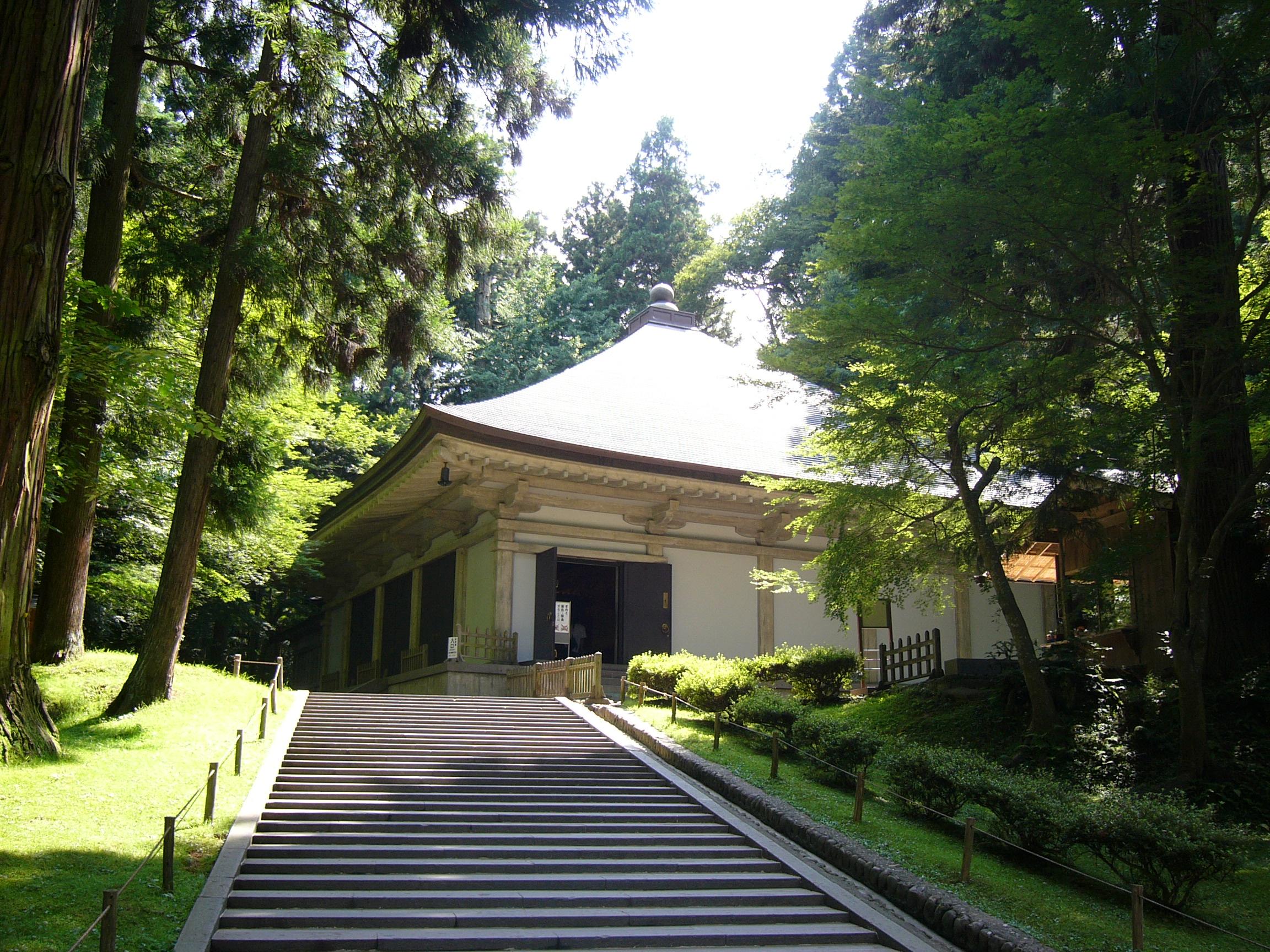 世界遺産 中尊寺イメージ