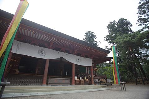 世界遺産 毛越寺イメージ